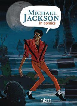 9781681122281, Michael Jackson in comics