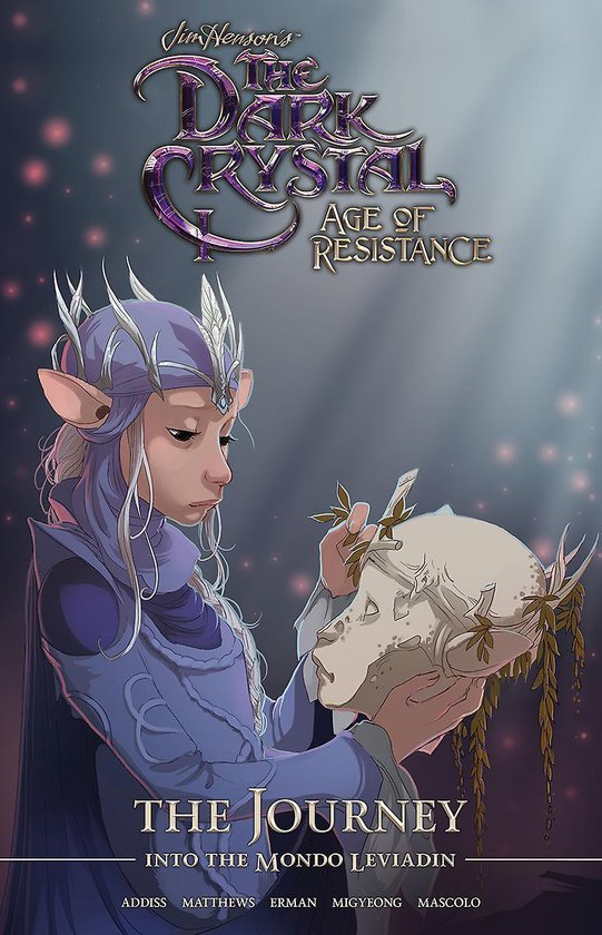 9781684156566, The Dark Crystal Age of Resistance, The Journey, into the mondo Leviadin
