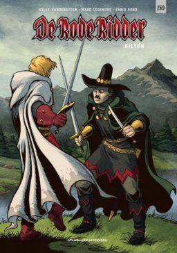 9789002271564, Rode ridder 269, Kilyon de Huurdoder