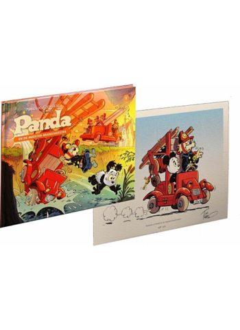 Panda en de meester-brandmeester hc