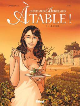 Chataeux Bordeaux: Aan tafel 1, de chef