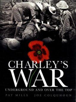 9789491593765, Charley's oorlog 6, onder de grond, over de top
