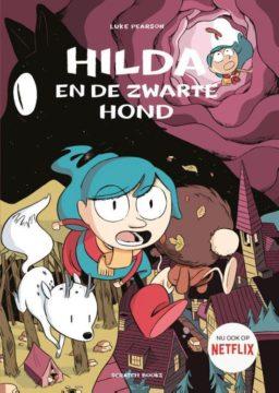 Hilda 4, zwarte hond, 9789493166349
