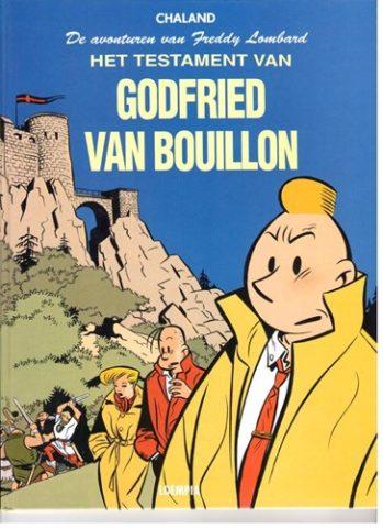 Freddy Lombard 0 , testament van Godfried van Bouillon