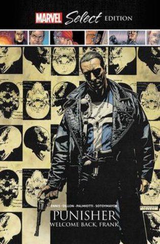 9781302928575, Punisher: welcome back, Frank