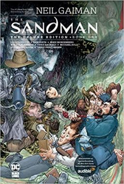9781401299323, Sandman Deluxe edition 1