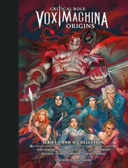 9781506721736, Critical role: Vox Machina origins