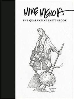 9781506724270, mike mignola quarantine sketchbook