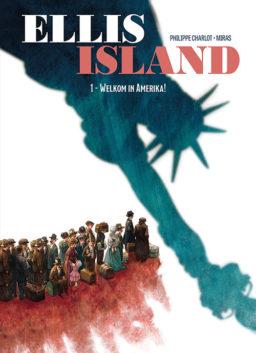 9789085526742, Ellis Island 1, welkom in Amerika