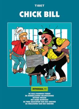 9789085526759, chick bill integraal 11