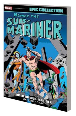 9781302928360, Namor the Sub-Mariner, Epic Collection:, Enter the Sub-Mariner