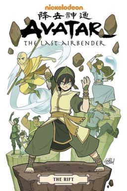 9781506721712, avatar the last airbender, the rift