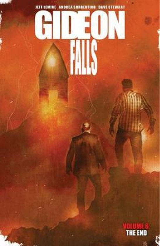 Gideon Falls 6, The End, 9781534318670