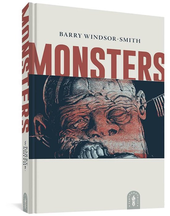 9781683964155, monsters, windsor smith