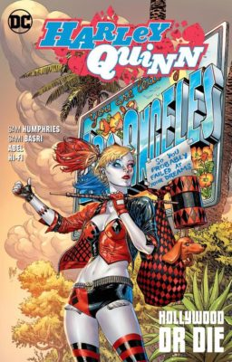 Harley quinn 5, hollywood or die, 9781779503091