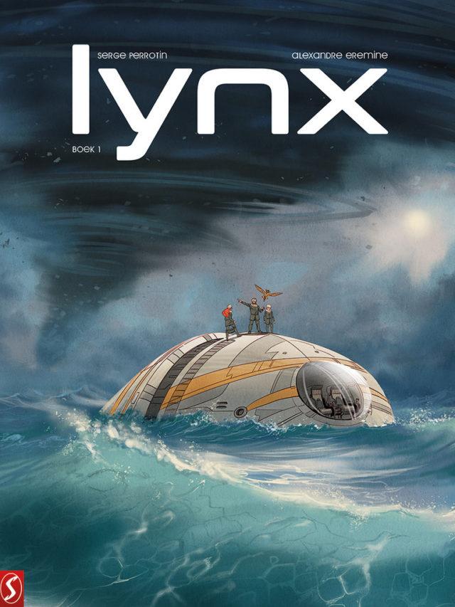 9789463066914, lynx 1 hc, boek 1