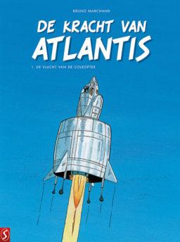 vlucht van de coleopter, 9789463067140. kracht van atlantis 2.