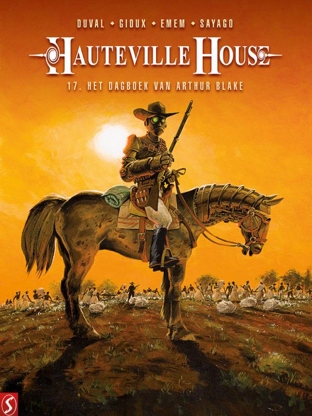 9789463067553, hauteville house 17, dagboek van david blake