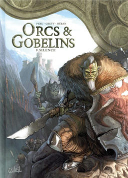 Orks en Goblins 9, Stilte, 9789463942607