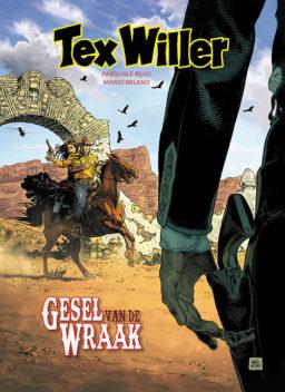 Tex Willer kleur 10, gesel van de wraak