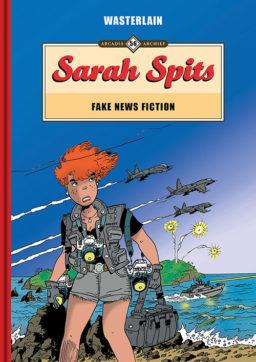 9789491657689, sarah spits: fake news fiction