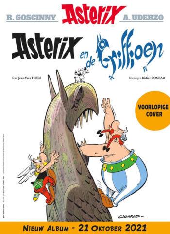Asterix 39, en de griffioen