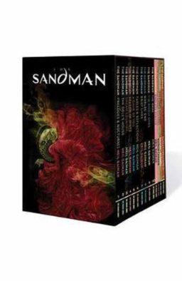 9781401294700, sandman box set