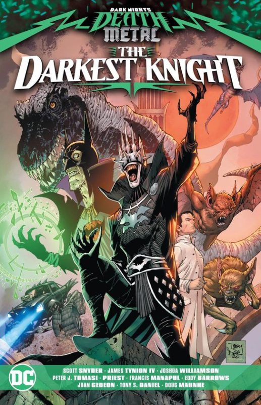 9781779507921, heavy metal, darkest knight