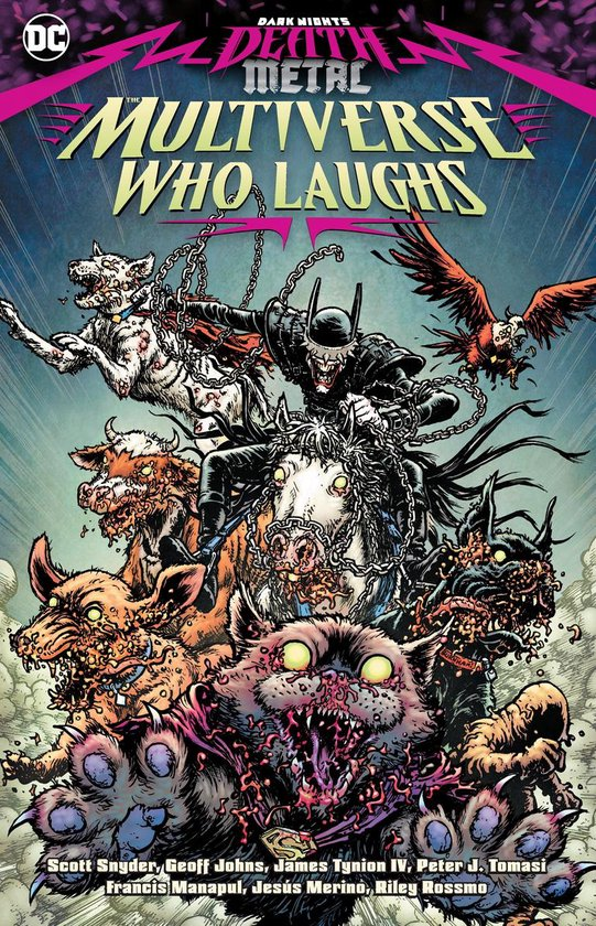 9781779507938, the multiverse who laughs, death metal
