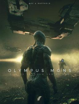 9789463942638, olympus Mons 5, In de schaduw van de zon