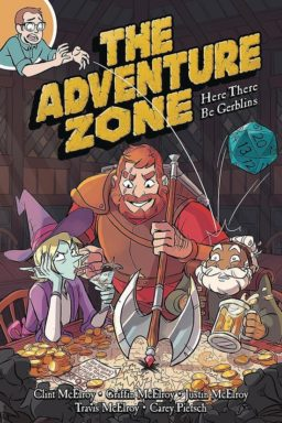 9781250153708, the adventure zone 1, here there be goblins