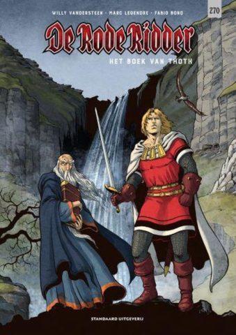 Rode ridder 270, het boek van thoth