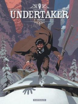 undertaker 6, salvaje, 9789085586333