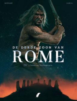 9789463942751, De Derde Zoon van Rome 4 HC, Caesar en Vercingetorix