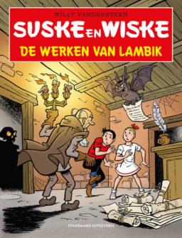 Suske en Wiske in het Kort 25 - De Werken van Lambik