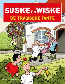 Suske en Wiske in het Kort 26 - De Tragische Tante