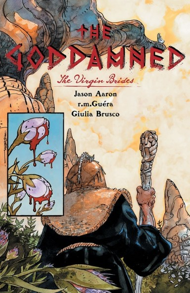 THE VIRGIN BRIDES, 9781534317208, THE GODDAMNED 2