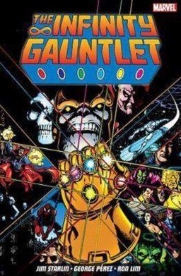 9781846539435, The infinity Gauntlet