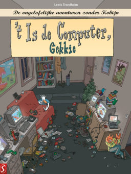 9789058851994, Kobijn 10, 't Is de Computer, Gekkie