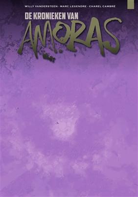 Kronieken van Amoras 9, Het verloren eiland9789002270772