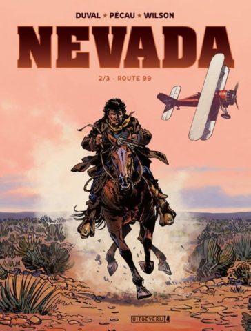 9789088867361, Nevada 2 - Route 99