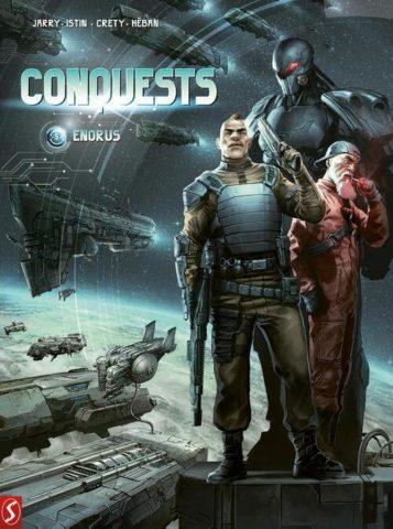 9789463068048, Conquests 5 hc, enorus