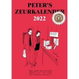 9789463361293, Peter's Zeurkalender 2022