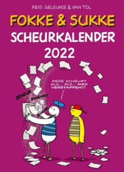 9789492409553, Fokke & Sukke Scheurkalender 2022