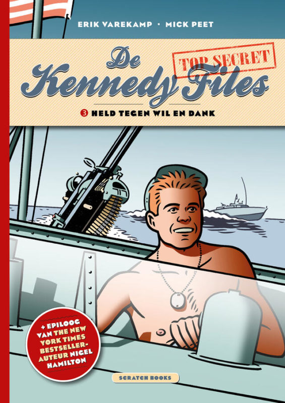 De Kennedy Files 3, Held tegen wil en dank