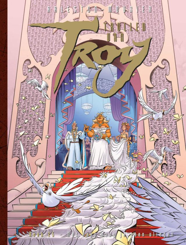 Trollen van Troy 25 - Met Zeep Vang Je Geen Vliegen