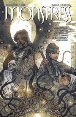 9781534319158, Monstress 6, The Vow