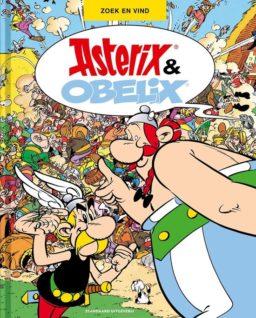9789002273490, Asterix en Obelix - Zoek en vind