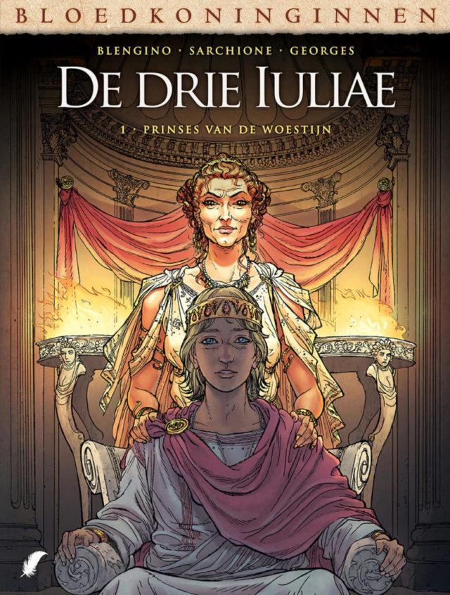 De Drie Iuliae 1 - Prinses van de Woestijn