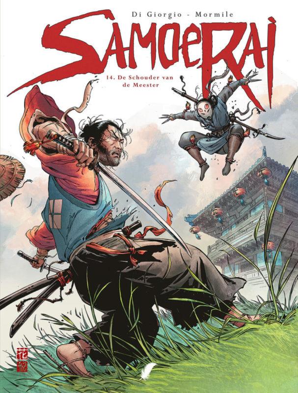 Samoerai 14, De Schouder van de Meester